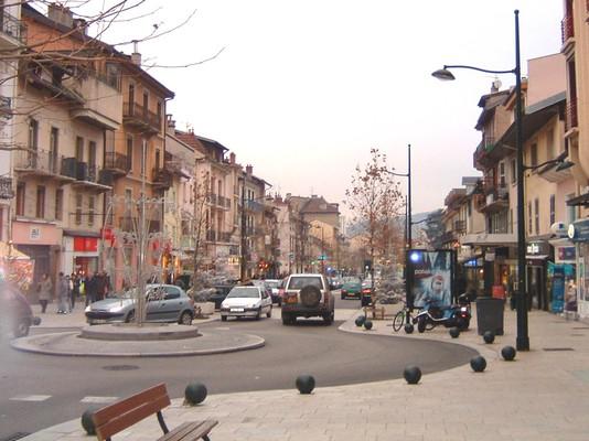 Le Cecil Hotel à Aix les Bains
