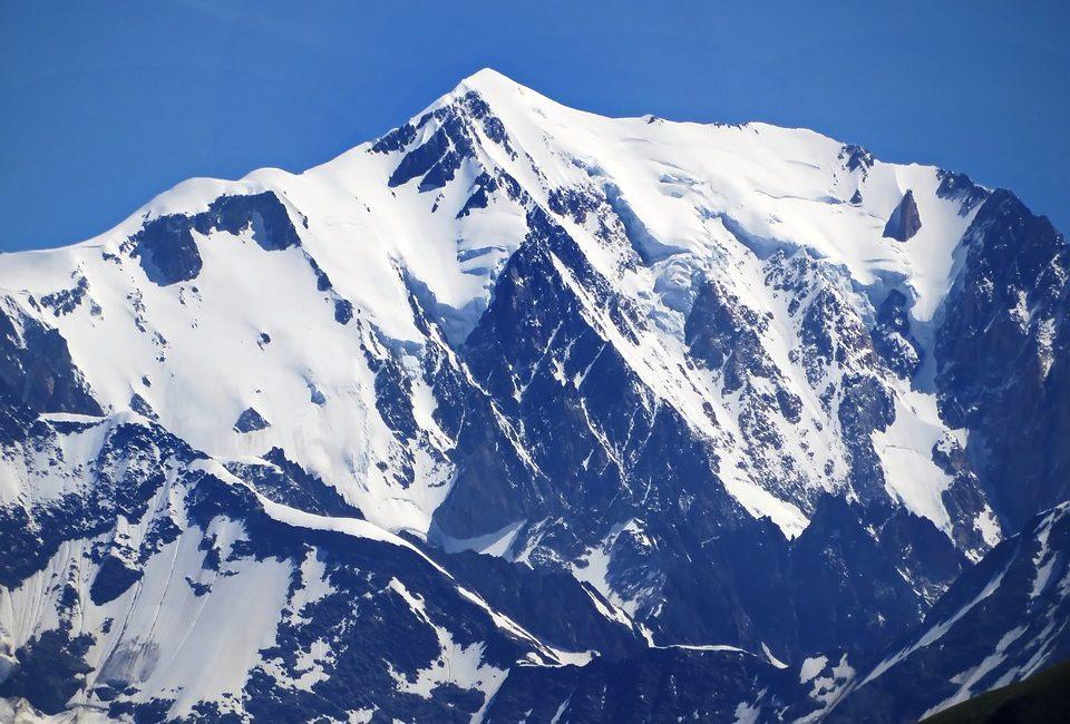 Les glaciers en Savoie