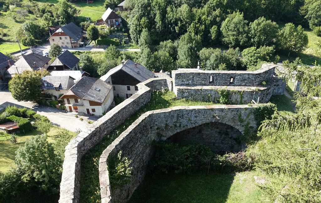 le chateau de Miolans
