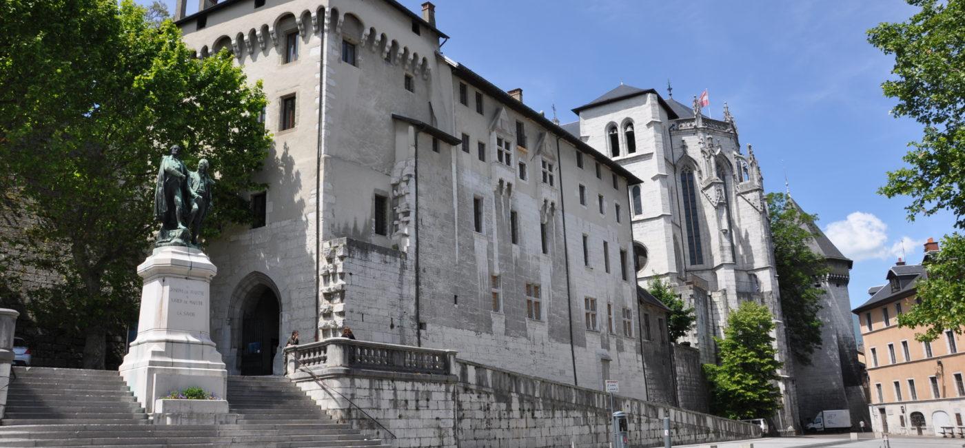 Le chateau des ducs de Savoie