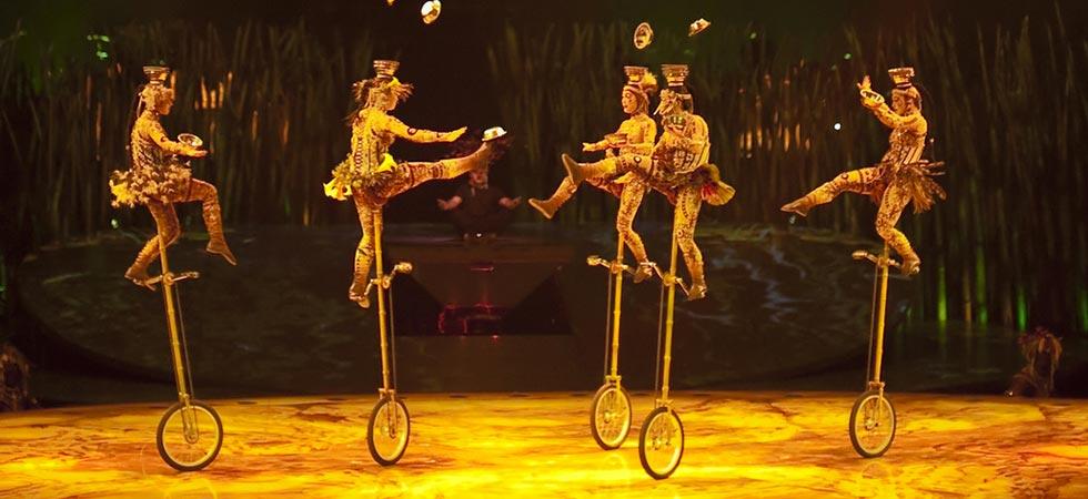 cirque modriano
